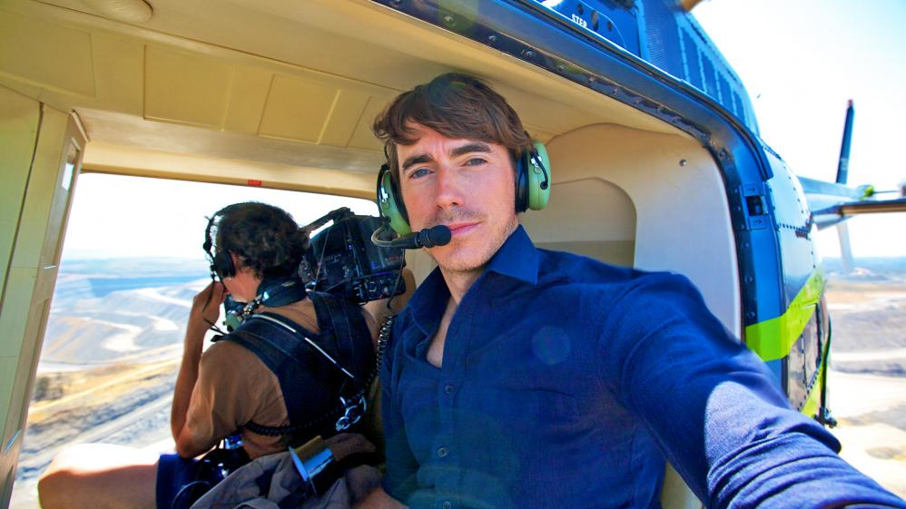 Australia with Simon Reeve - E3 - Australia With Simon Reeve