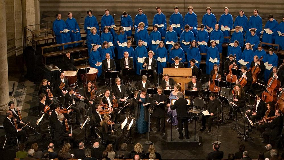 Bach in Notre Dame
