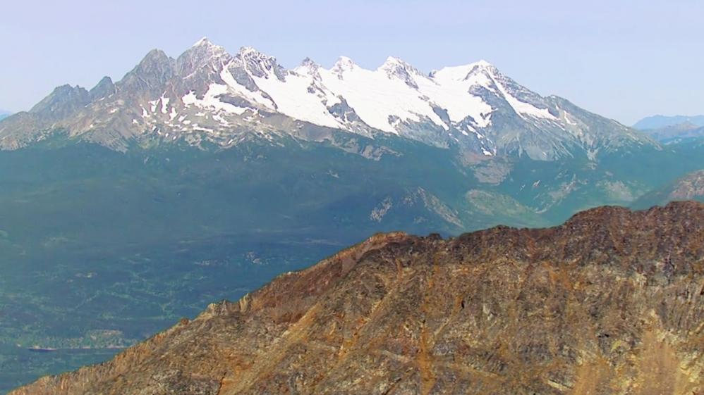 Canada Over the Edge: British Columbia - S2E41 - Seven Sisters