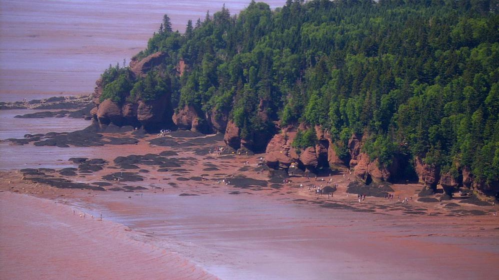 Canada Over the Edge - S1E7 - Bay of Fundy, New Brunswick