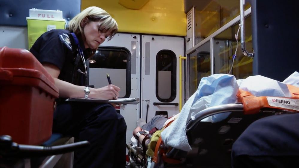 Emergency Room:  Life and Death at VGH - S1E4 - Downtown