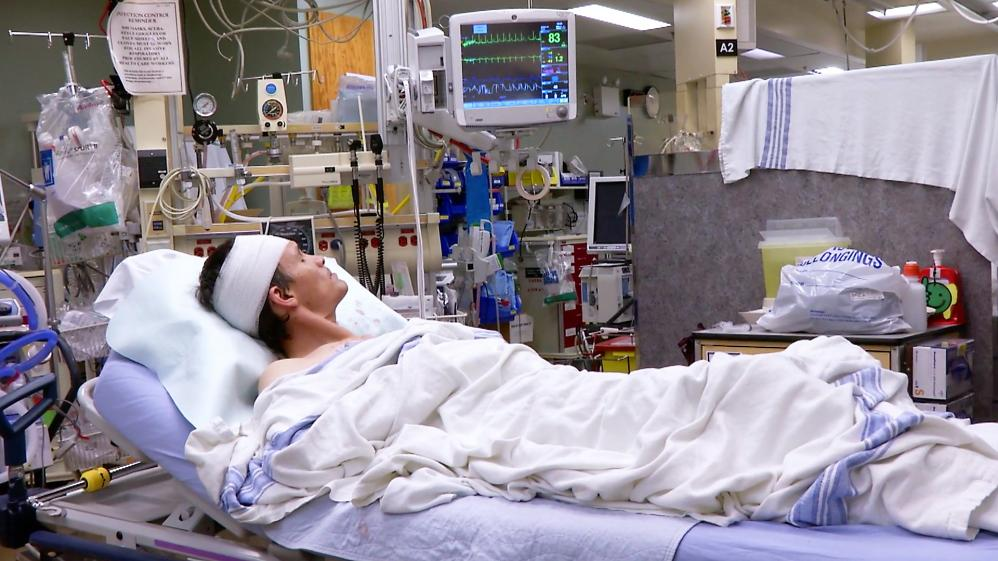 Emergency Room:  Life and Death at VGH - S2E6 - Going Home