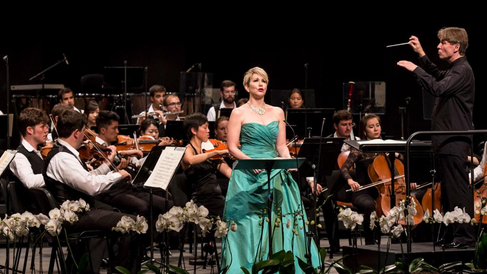 Esa-Pekka Salonen and Joyce DiDonato in Verbier