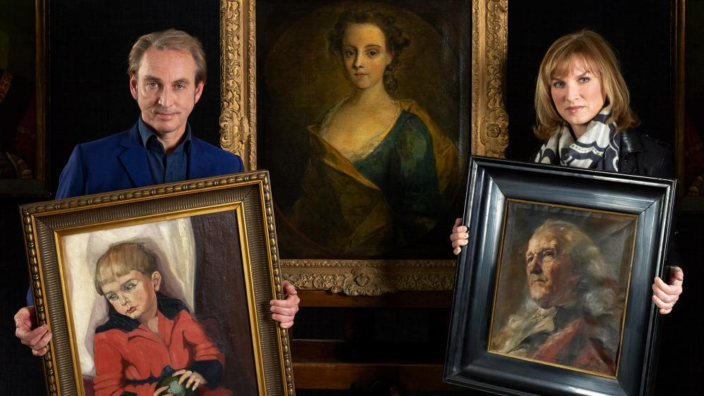 Fake or Fortune - S5E4 - Portraits