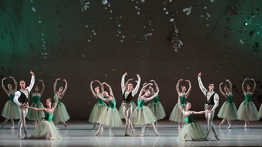 George Balanchine: Jewels