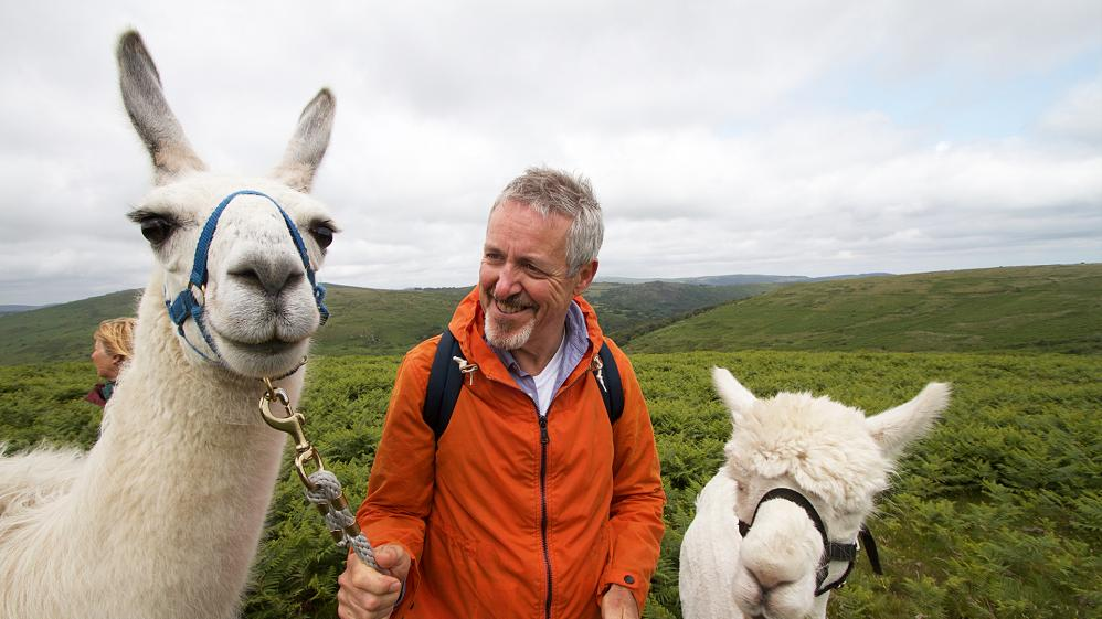 Griff's Great Britain - E4 - Moors