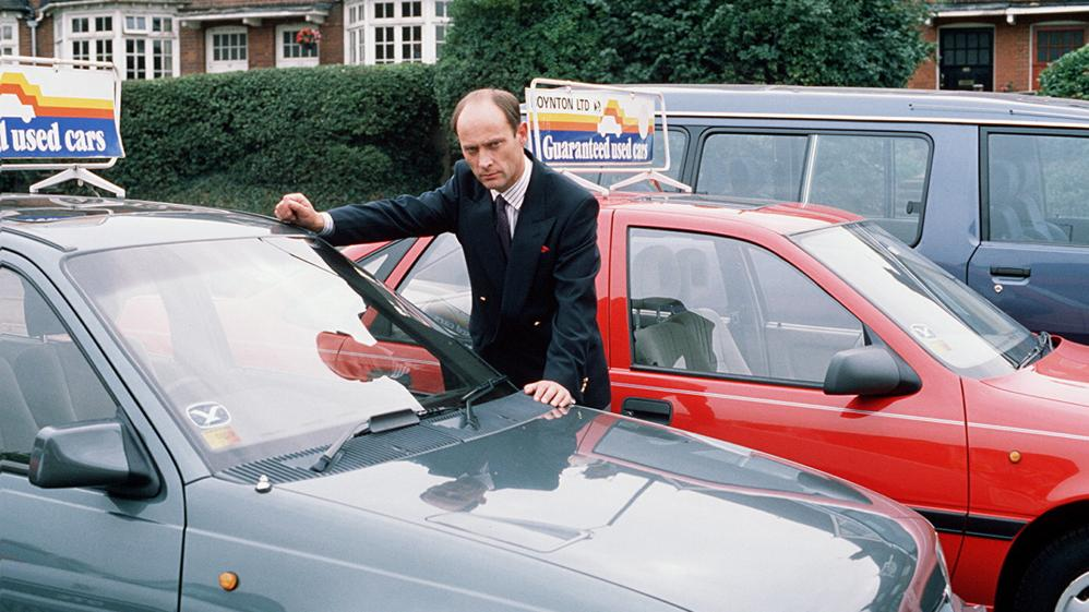 Inspector Morse - S4E3 - Driven to Distraction