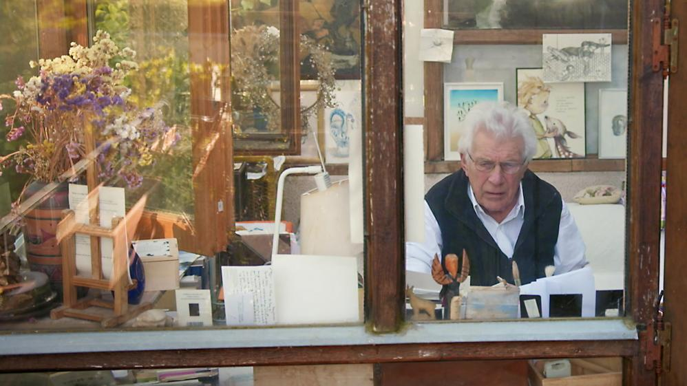 John Berger or The Art of Looking