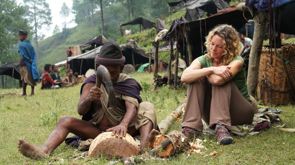 Kate Humble: Living with Nomads - E1 - Nepal
