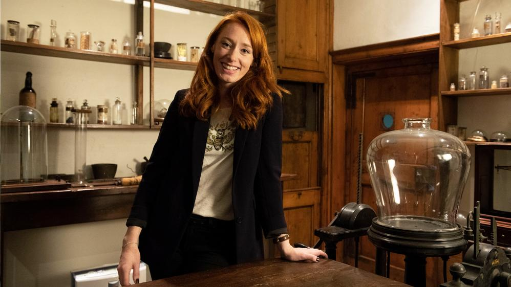 Magic Numbers: Hannah Fry's Mysterious World of Maths - E1 - Magic Numbers: Hannah Fry's Mysterious World of Maths