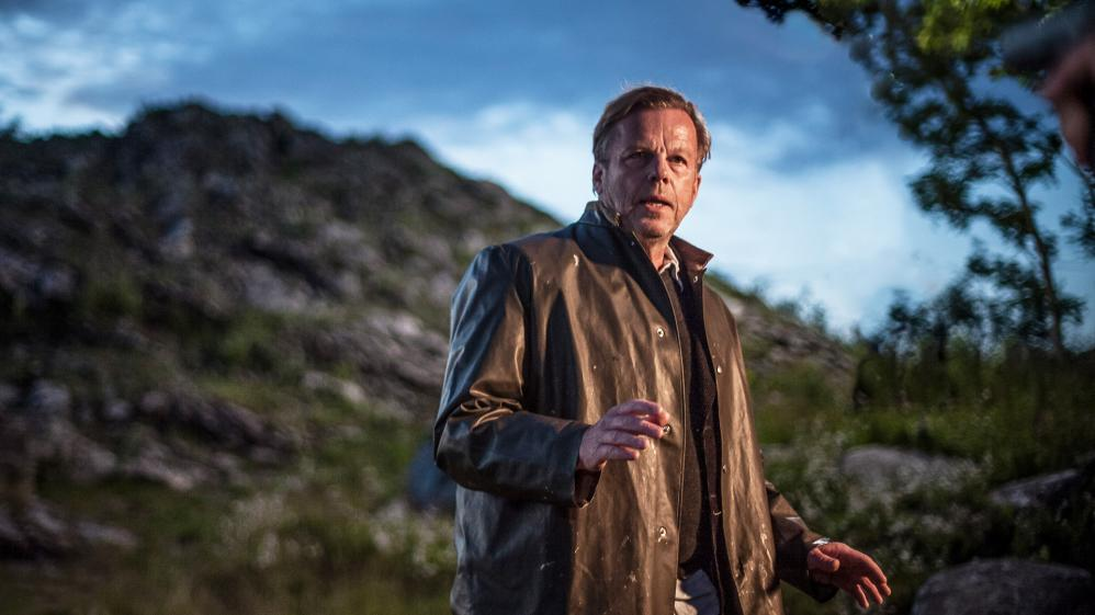 Mankell's Wallander - S3E1 - The Troubled Man