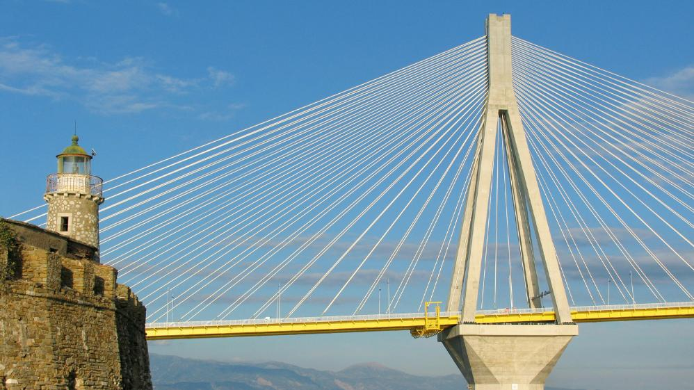 Mega Bridges - E1 - Greece