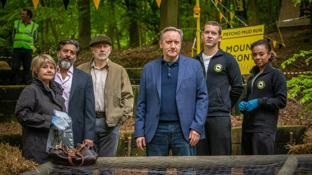 Midsomer Murders - S21E4 - With Baited Breath