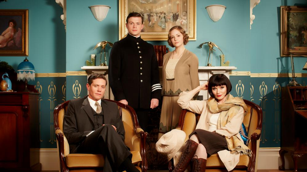 Miss Fisher's Murder Mysteries - S1E11 - Blood and Circuses