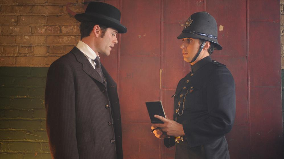 Murdoch Mysteries - S2E11 - Let Us Ask the Maiden