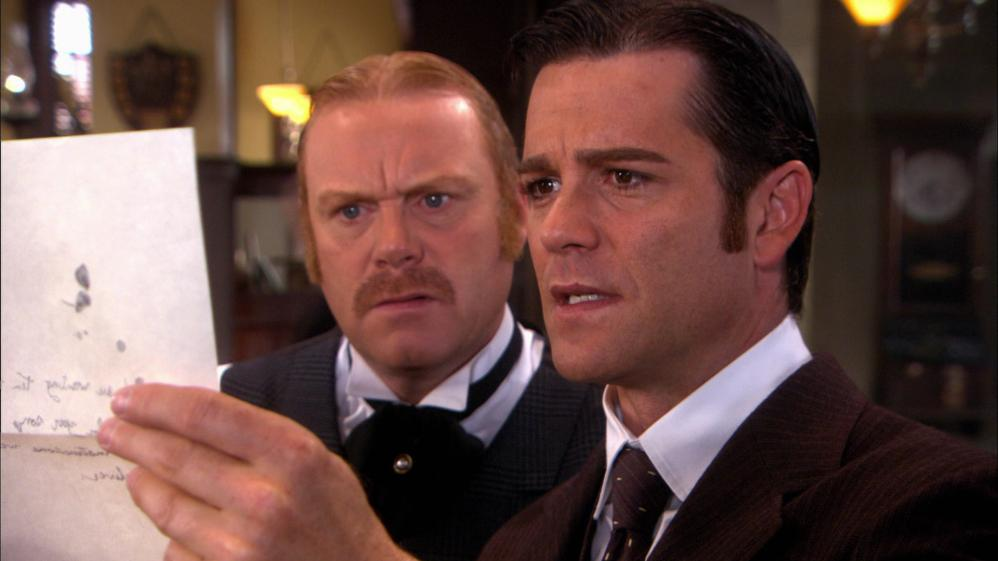 Murdoch Mysteries - S3E4 - Rich Boy, Poor Boy