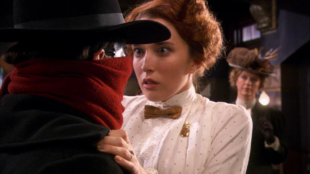 Murdoch Mysteries - S4E12 - The Kissing Bandit