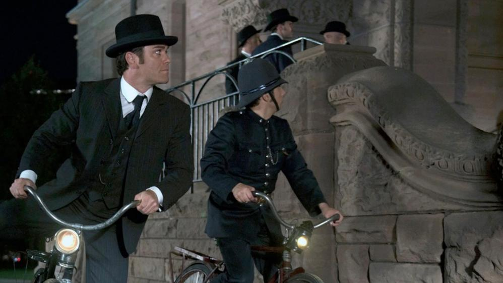 Murdoch Mysteries - S6E7 - The Ghost of Queen's Park