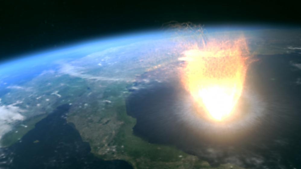 National Geographic Specials - 24 Hours After: Asteroid Impact
