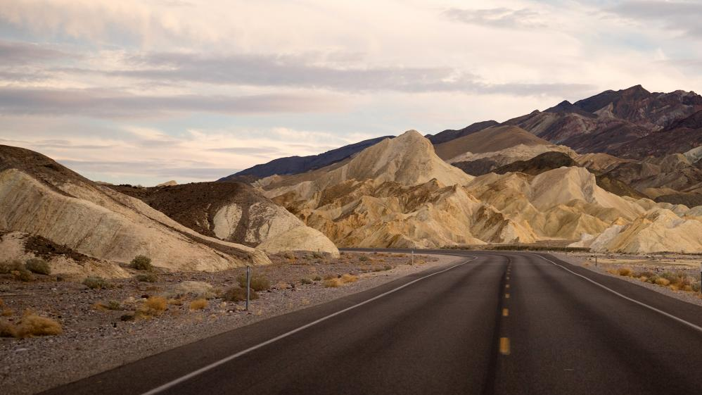 National Geographic Specials - Death Valley