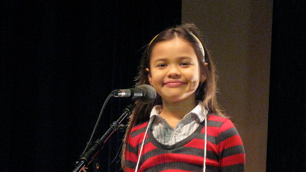 Our First Voices - E13 - Spelling Bee