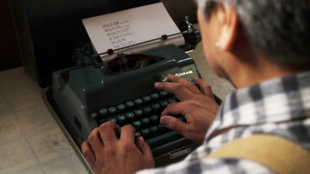 Our First Voices - E3 - Typewriter