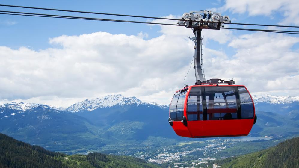 Peak to Peak: Building the World's Biggest Gondola
