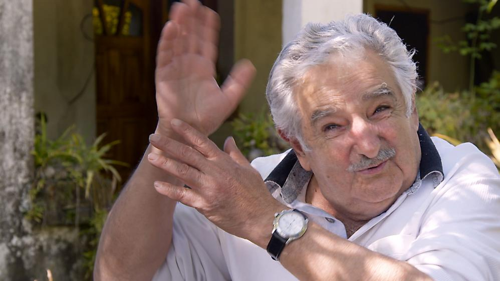 Pepe Mujica - Lessons from the Flowerbed