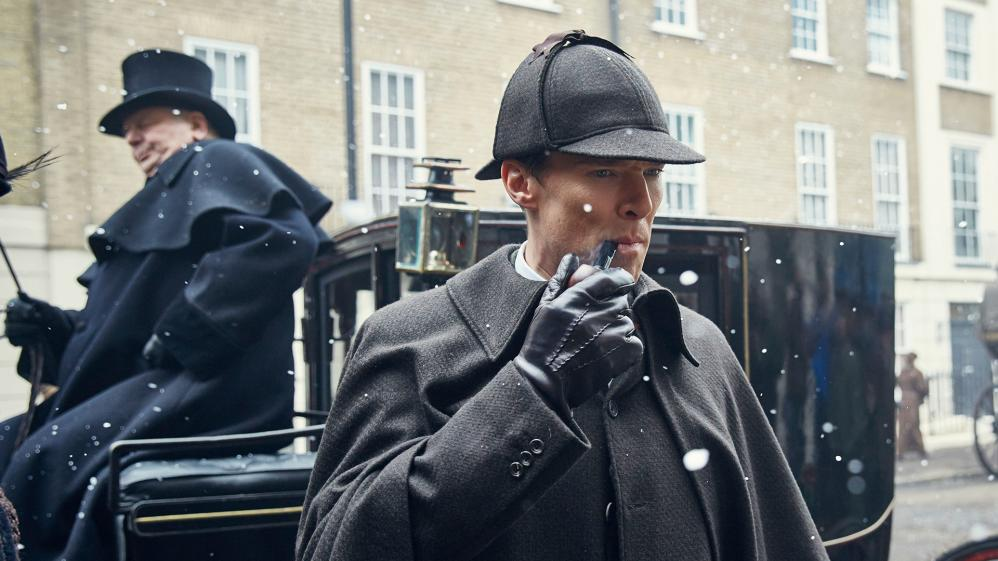 Sherlock - The Abominable Bride  - The Abominable Bride