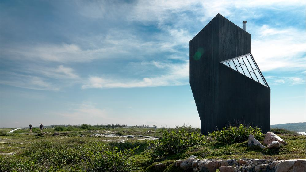Strange & Familiar: Architecture of Fogo Island