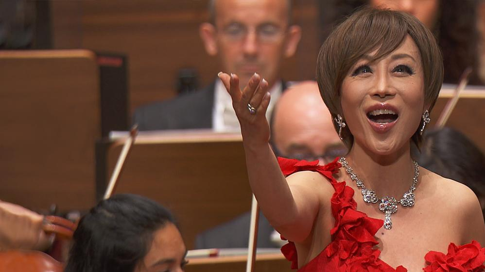 Sumi Jo in Taipei