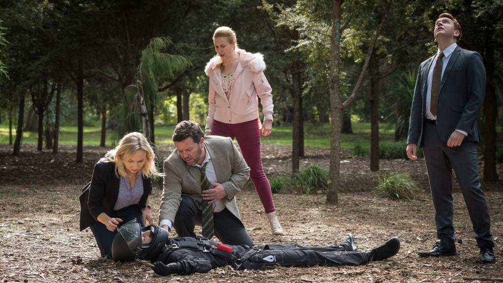 The Brokenwood Mysteries - S4E1 - Fall from Grace