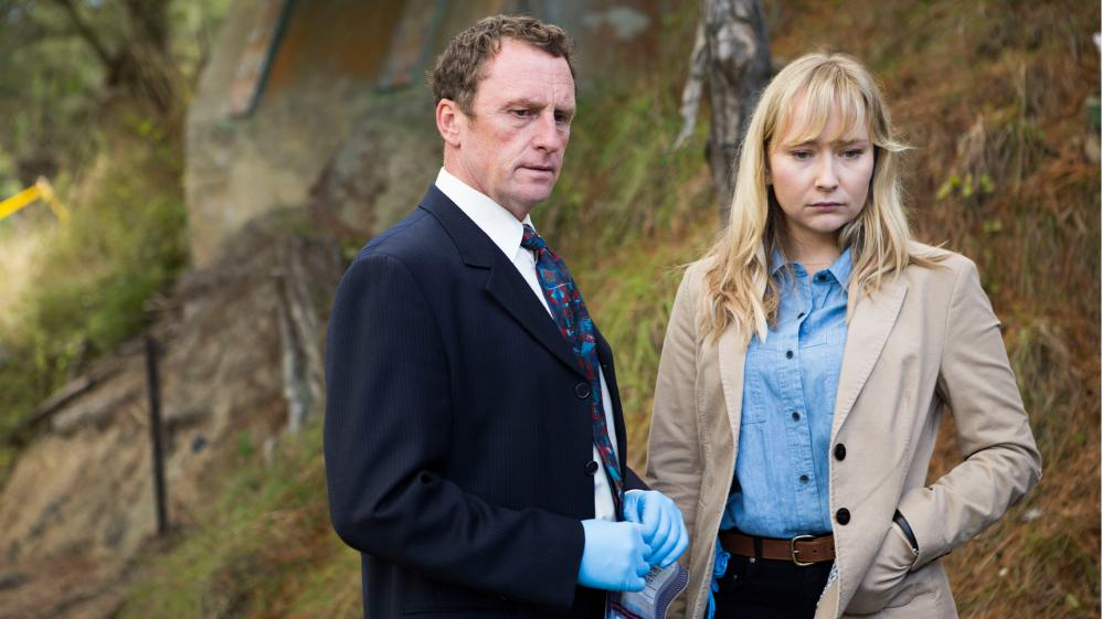 The Brokenwood Mysteries - S1E1 - Blood and Water