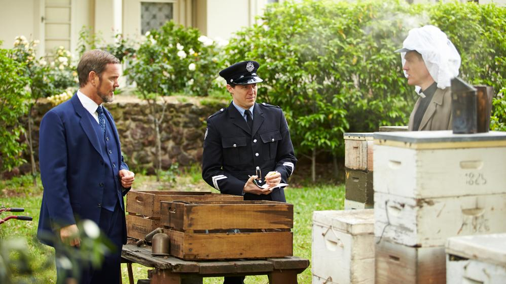 The Doctor Blake Mysteries - S2E9 - The Sky is Empty