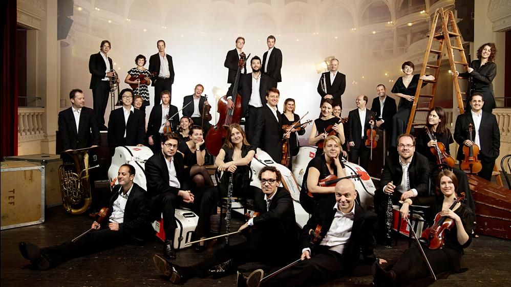 The Mahler Chamber Orchestra in Bruges
