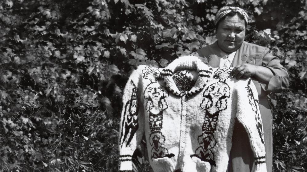 The Story of the Coast Salish Knitters