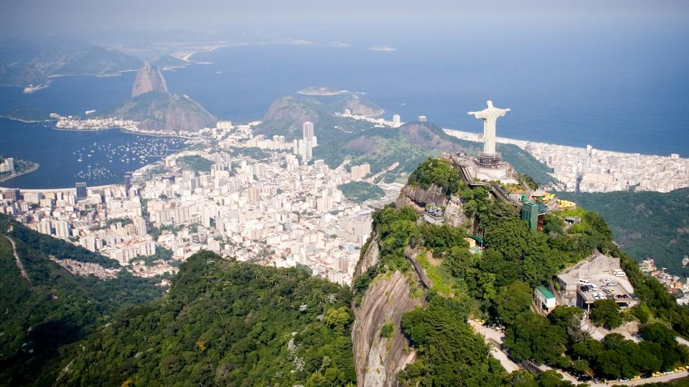 The World From Above: Brazil