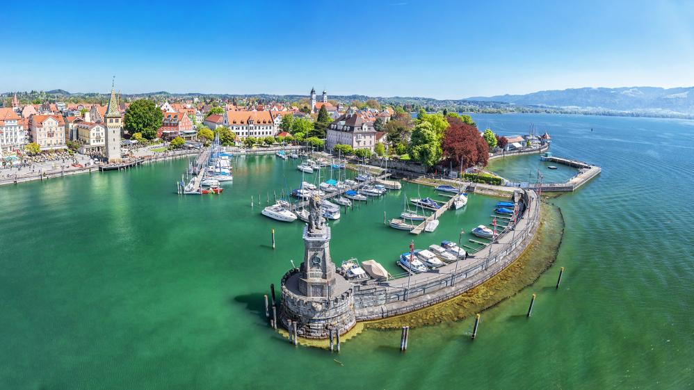 The World From Above: Germany  - E1 - Lindau to Berchtesgaden