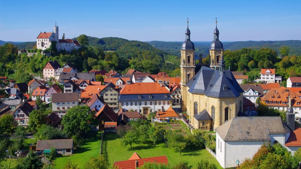 The World From Above: Germany  - E2 - Bayreuth to Munich