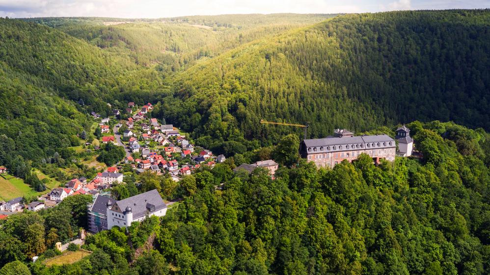 The World From Above: Germany  - E7 - Thuringian Forest to Magdeburg