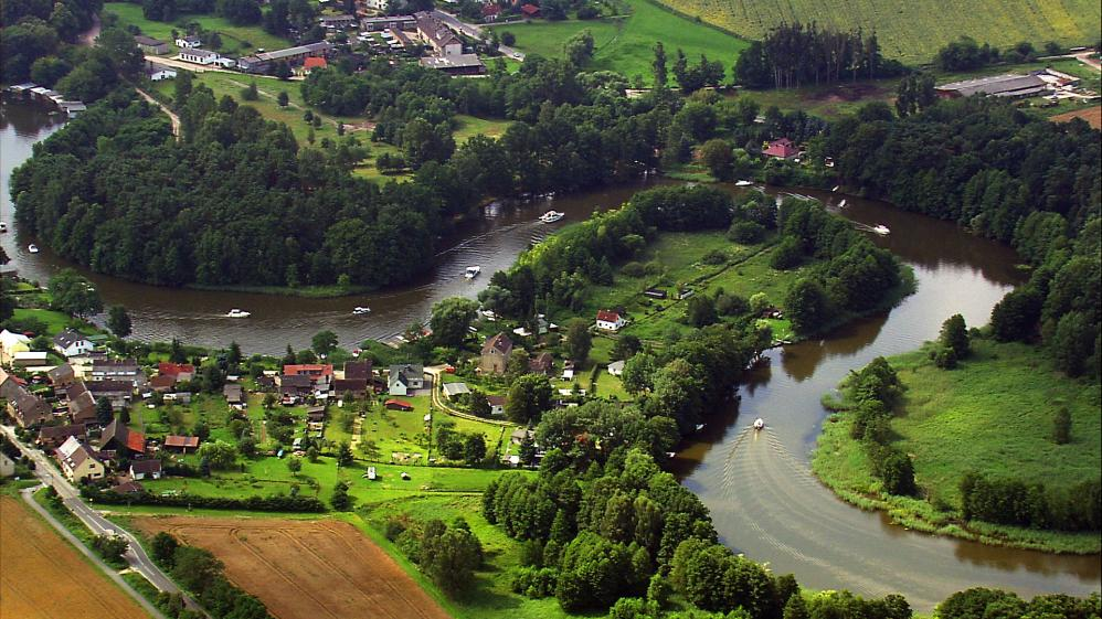 The World From Above: Germany  - E9 - Chorin Abbey to Schwerin Castle