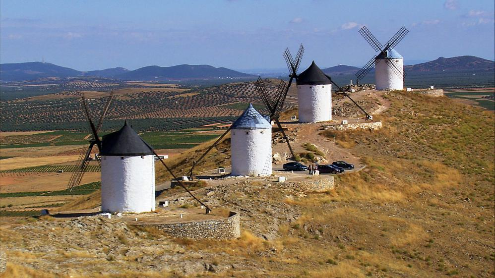 The World From Above: Spain  - E10 - Morella to Merida