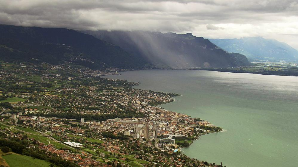 The World From Above: Switzerland  - E1 - Montreux to Lake Maggiore