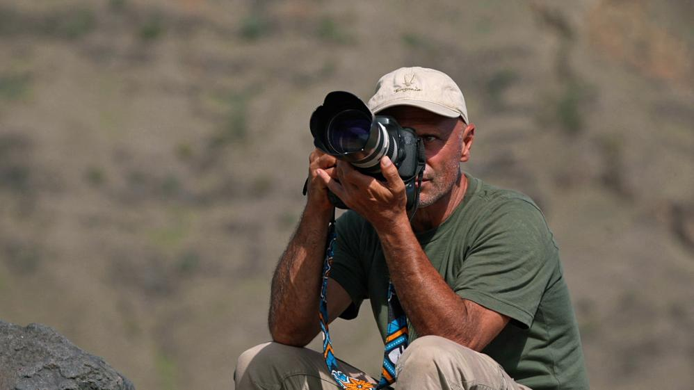 Travelling Photographers - E10 - Tanzania - Sons of the Volcano