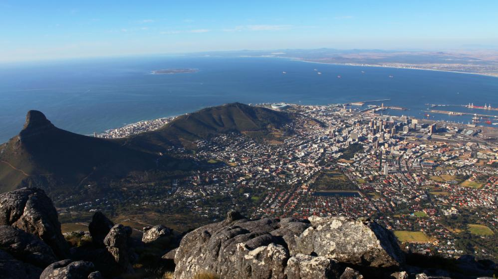Waterfront Cities of the World - S1E2 - Cape Town