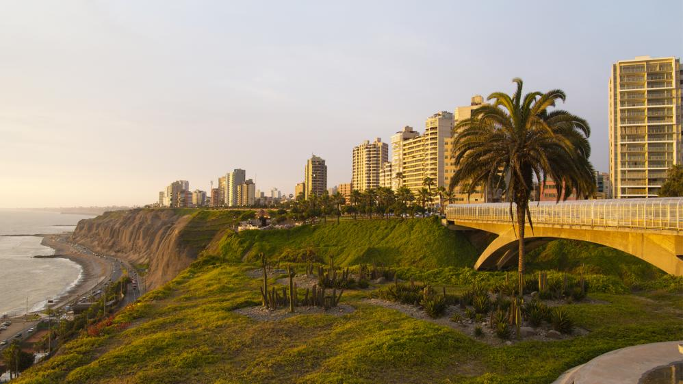 Waterfront Cities of the World - S3E6 - Lima