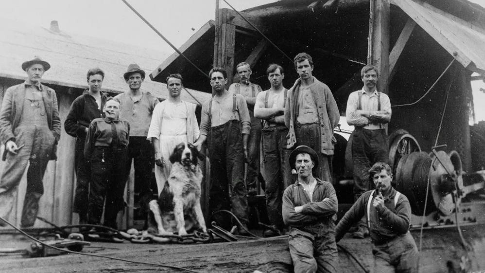 Working People: A History of Labour in British Columbia - E18 - Wilmer Gold