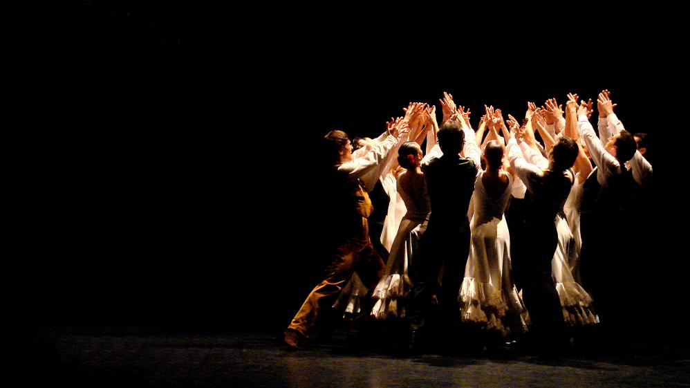 World Music Performance  - E12 - Teatro Real: Antonio Gades: Suite Flamenca