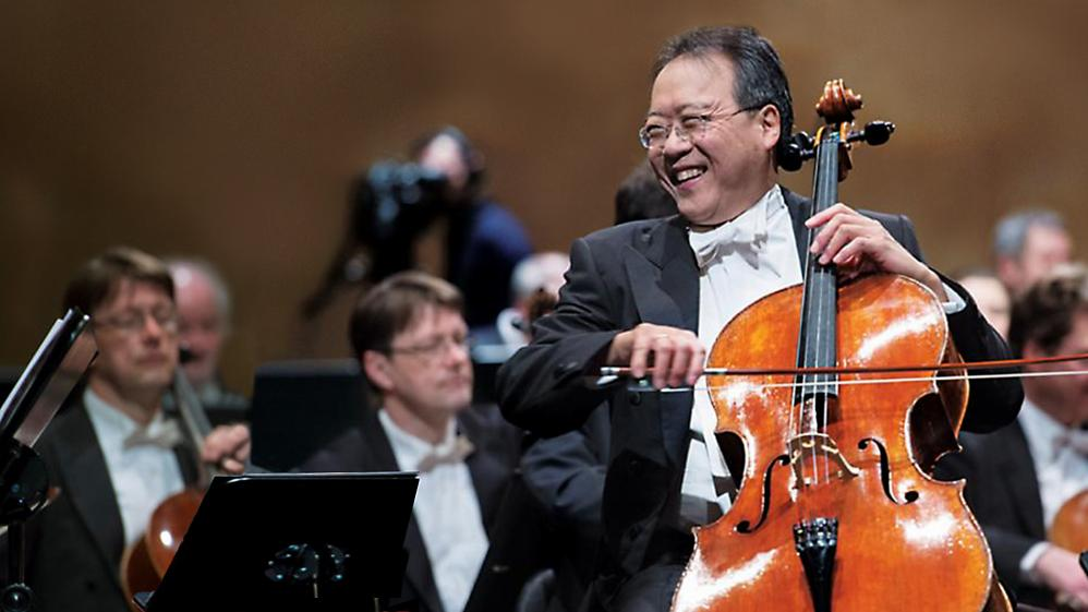 Yo-Yo Ma and Manfred Honeck in Baden-Baden