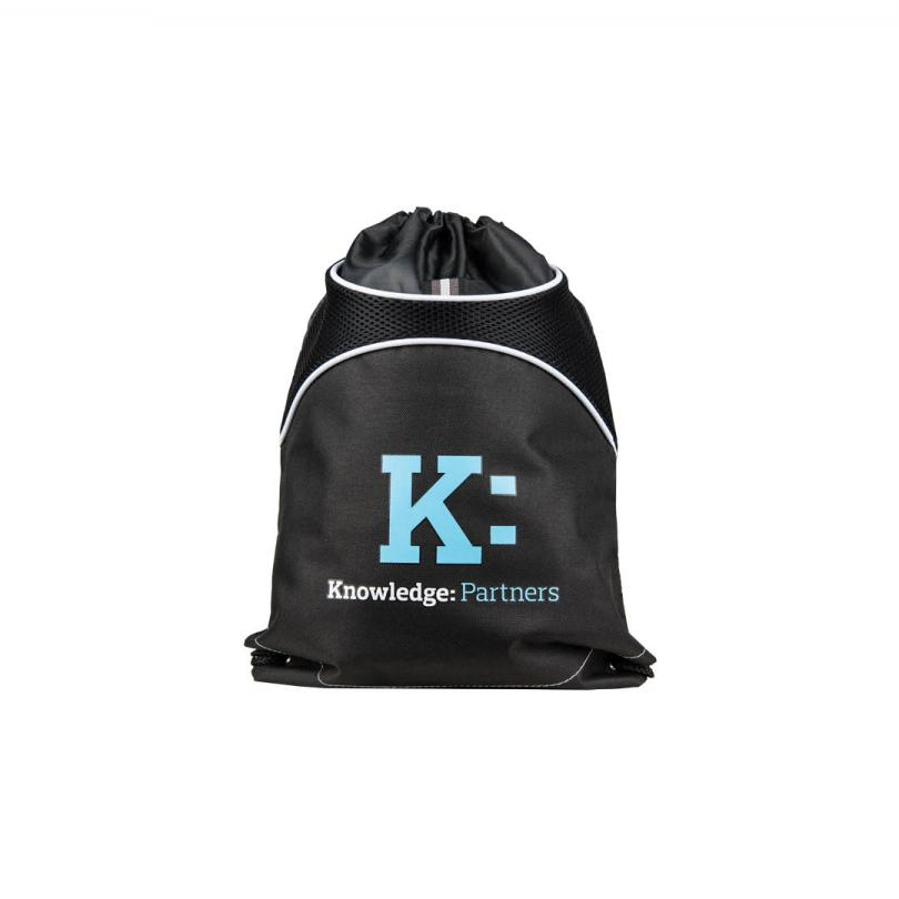 Knowledge: Partners Cinch Bag